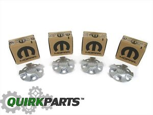 14 19 Jeep Cherokee With 17 Wheel Center Caps Set Of 4 Oem New Mopar Genuine