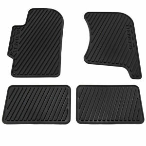 Oem 2000 2007 Subaru Impreza Wrx Sti All Weather Floor Mat Rubber New J5010ss400