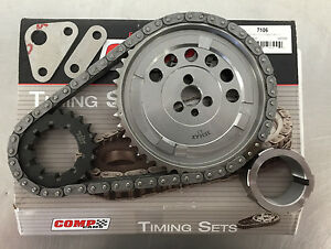 Comp Cams 7106 Billet Double Roller Timing Chain Set 58x Gen Iv Ls Lsx Chevy Ls