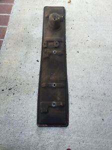 1950 1953 Buick Straight Eight Engine Motor Side Panel Cover Hot Rod Rat Rod