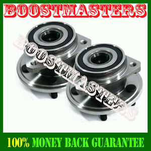 For 1993 1998 Jeep Grand Cherokee Front Wheel Bearing Hub Assembly 1 Pair