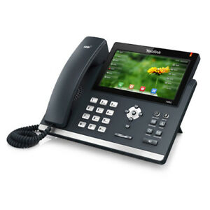 Yealink Sip t48g Gigabit Voip Phone With 7 inch Touch Screen Panel