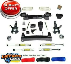 1999 2006 Chevrolet Silverado Gmc Sierra 1500 Superlift 6 Suspension Lift Kit