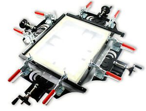 60cmx60cm 24 x24 Manual Screen Stretcher Silk Screen Printing T shirt Printer