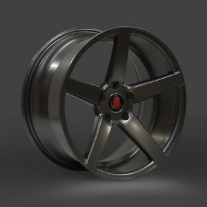 Axe Ex18 Graphite Wheels Rims 20x9 20x10 5 M35 Gs 300 Mustang G35 350z