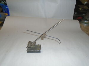 Machinist Tools Lathe Mill Machinist Micro Small Brown Sharpe Surface Gage