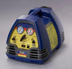 Yellow Jacket 95700 Recover x 95700 Refrigerant Recovery Machine 115v 60 Hz