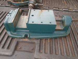 Machinist Tools Lathe Mill 6 Milling Mill Vise
