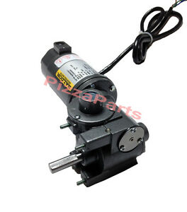 Conveyor Pizza Gear Drive Motor For Middleby Marshall Oven Ps200 27384 0011