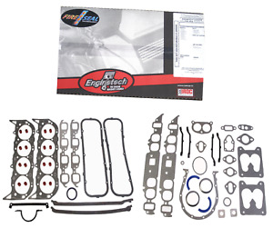 Full Engine Overhaul Gasket Set For 1980 1990 Chevrolet Bbc 427 454 7 0l 7 4l