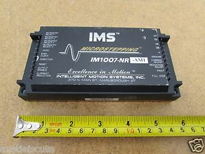 Ims Im1007 nr am1 Microstepping Stepper Motor Driver cnc 3d Printing Stepping