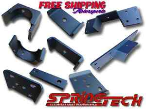 St 1999 2006 Sierra Silverado 6 Rear Lowering Flip Kit C Notch Cnotch