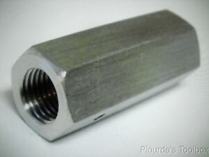 Used Autoclave Engineers Straight Coupling 6f4426 Ada 316ss