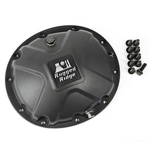 Boulder Dana 35 Aluminum Differential Cover For Jeep Yj Tj Xj 1984 06 16595 14