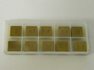 Tungaloy Ceramic Inserts Sngn433 Grade Lx11 Lot Of 10 6806566