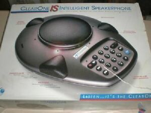 Gentner Cv100 Clear One Conference Phone 910 156 100 New In Sealed Package