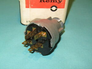 Nos 1959 Oldsmobile Ignition Switch Delco Remy