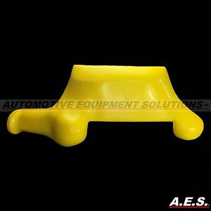 John Bean Tire Changer Mount Demount Head Premium Yellow