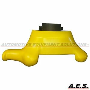 Accuturn Tire Changer Mount Demount Head Conversion Kit Premium Yellow