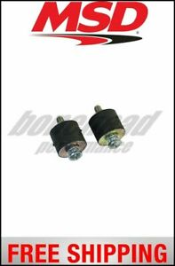 Msd Ignition Vibration Mounts Msd 6 Series