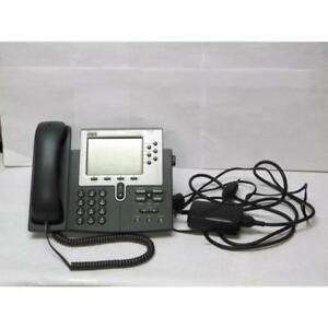 15 Cisco 7960 Ip Phone Business Telephones With Handset power Adapter