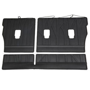 Oem 2014 2018 Subaru Forester Rear Back Seat Cover Protector New J501ssg400