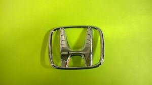 2003 2005 Honda Accord Trunk Emblem 75701 Sda 000