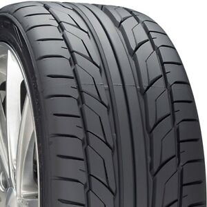 2 New 245 45 17 Nitto Nt 555 G2 45r R17 Tires 18532