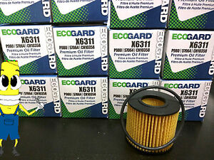 Premium Oil Filter For Toyota Prius Prius V W 1 8l Engine 2010 2015 Case 12