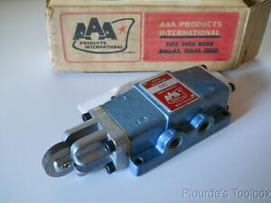 New Aaa Products 1 4 Npt Cam Roller Operated Pneumatic Air Valve 5 2 Co2