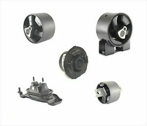 Fits 2008 2010 Chrysler Town Country Routan 4 0l Engine Motor Mounts 5pc Kit