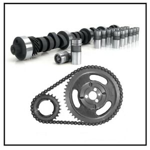 Pontiac 350 400 428 455 Cam Lifter Kit W Timing 268h Performance Camshaft