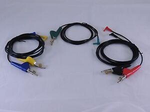 Greenlee Tempo Sidekick Plus Replacement Test Leads