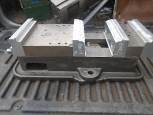 Machinist Tools Lathe Mill Machinist Kurt D 60 6 Milling Vise