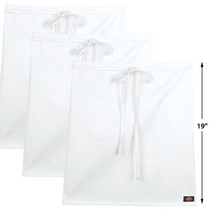 3 pack Dickies Chef 19 Long Runner Apron Restaurant Uniform Dc511