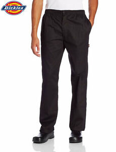 Dickies Chef Pants Classic Trouser Zipper Fly Men Women Unisex Dc225