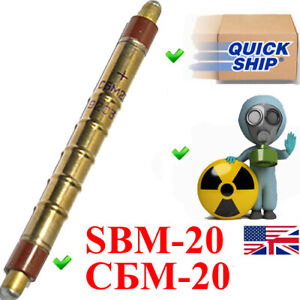 New Sbm 20 Sbm20 Sbm 20 An Sts 5 Si22g M4011 Geiger Muller Tube Counter Detector