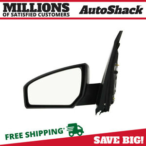 Side View Mirror Power Paint To Match Driver For 2007 2012 Nissan Sentra 2 5l