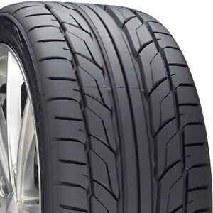 2 New 255 35 18 Nitto Nt 555 G2 35r R18 Tires 18542