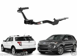 Curt 13100 Class 3 Receiver Hitch For 2011 2016 Ford Explorer New Free Shipping