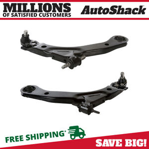 Front Lower Control Arm W Ball Joint Pair 2 For Chevy Cobalt Saturn Ion 2 4l