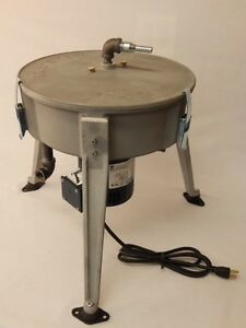 Ultimate Force Centrifuge 120v Oil Wvo Wmo Biodiesel Centrifuge