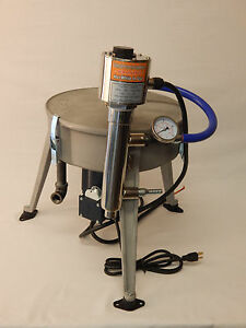 Ultimate Force Centrifuge 240v W 1500 Watt Heater Waste Oil Biodiesel