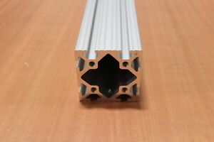 8020 Inc 3 X 3 Tslot Aluminum Extrusion 15 Series 3030 X 53 98 Long Tap Ah F4 06