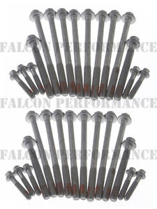 Victor Reinz Head Bolt Set 1997 2003 Chevy Ls1 Ls2 Ls6 5 7 5 7l 6 0 6 0l