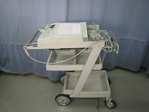 Hp M1770a Pagewriter 200i Ekg With Cart