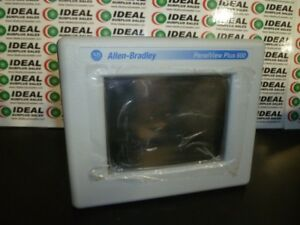 Allen Bradley 2711p t6c20dx Panelview Plus 600 new No Box