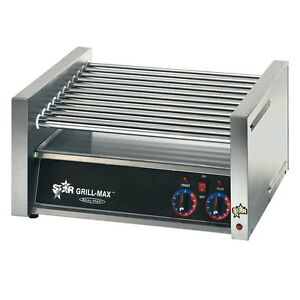 Star 30c Roller Grill Electric