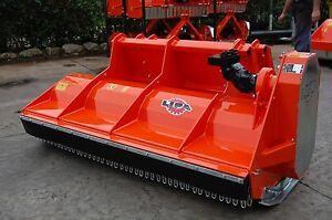 Lipa Tlf Shredder Mower Mulcher For Skid Steer And Bobcat