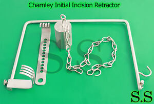 Charnley Initial Incision Retractor Surgical Instruments